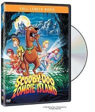 Scooby-Doo on Zombie Island [DVD NEW]