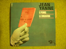 SP JEAN YANNE-LE PERMIS/ LA CIRCULATION - BARCLAY 71069+LANGUETTE
