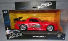 Voitures miniatures Fast & Furious pour Mazda
