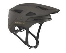 Scott - Stego Plus - MTB Bicycle Bike Helmet - Marble Brown  -  Medium