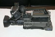 Sony DSR-250P Shoulder Mount DVCAM Camcorder - (Just 40hrs)