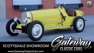 1927 Bugatti Type 35 Replica