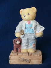Cherished Teddies - Mayor Wilson T. Beary - 1995 Membears Only - Ct951 - 1994