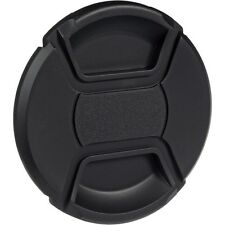 Snap On 55mm Lens Cap For Canon Sony Nikon Panasonic Samsung Camera Camcorder