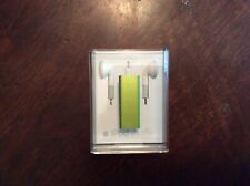 Apple iPod Shuffle 3rd Generation NEW Factory Sealed 2 GB Green Model A1271