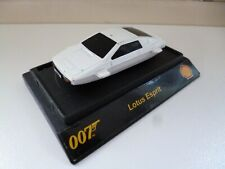 007 Lotus Esprit - James Bond - Shell - Tic Toc - White - China