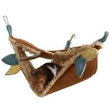Small Pet Warm Tunnel Hammock Hanging Bed Ferret Rat Hamster Bird Squirrel Shed