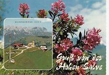 BF30800 hohe salve gipfelrestaurant hopfgarten tirol  austria   front/back image
