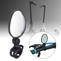 Rearview Convex Mirror For Xiaomi M365 Ninebot ES4 Electric Scooter Bicycle  D