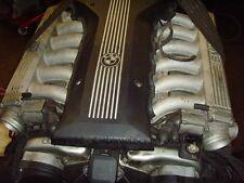 BMW E38 7 Serie 94-01 completa del motore 5.4 V12 M73 V12 ENGINE KIT AUTO trapianto