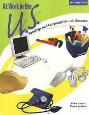 At Work in the U. S. by Paula M. Jablon and Ellen E. Vacco (2003)