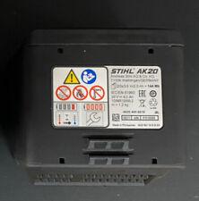 New Stihl AK 20 Battery Cordless