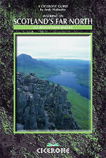 Walking in Scotland's Far North 62 Mountain Walks by Walmsley, Andy ( Author ) O
