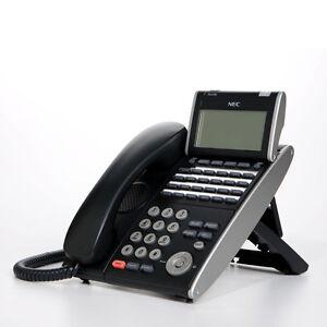 NEW NEC ITL-24D-1(BK)TEL 690004 ILV(XD)Z-Y(BK) IP PHONE *1 YEAR WARRANTY* NIB