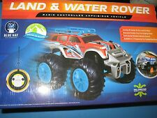 Land & Water Rover - Radio Controlled Amphibious Vehicle - Wireless - New !