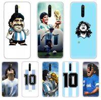 Diego Maradona Cover Xiaomi Redmi Note Cellulare Telefono Smartphone Custodia