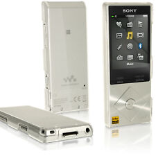 Clear PC Hard Case Cover Shell for Sony Walkman NWZ-A15 A17 + Screen Protector