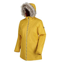 Regatta Women's Andonette Quilted Winter Parka Waterproof Jacket.Size 14 RRP £70