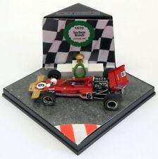 Modellini statici di auto da corsa Formula 1 rossi in pressofuso Lotus
