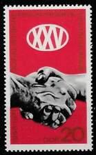 DDR postfris 1971 MNH 1667 - Socialistische Partij 25 Jaar
