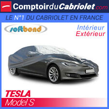 Housse Tesla Model S - SoftBond® : Bâche de protection mixte