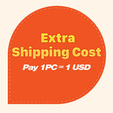 The Link for Customers to Pay the Extra Fee (Please Choose Right Quantity to Pay