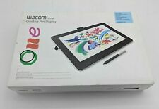 New Wacom One 13.3 inch Graphics DTC133W0A Tablet Flint White -SB0763