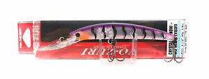 Yo Zuri Crystal Minnow DD Walleye 90 mm Floating Lure R1205-PT (6787)