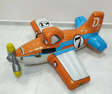 Rare Intex 57532 Disney Planes Dusty D7 Inflatable Ride On Float