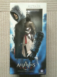 Assassin's Creed Altair Figure Limited Edition First 4 Figures New Sealed Statue