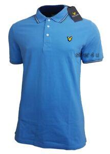 LYLE & SCOTT  Short Sleeve Tipped Polo Shirt for Men's