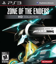 Zone of the Enders HD Collection (Trilingual Cover) Ne