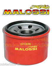 Filtre à huile Racing MALOSSI Red Oil Filter PIAGGIO X8 X9 500 MP3 400 Scarabeo