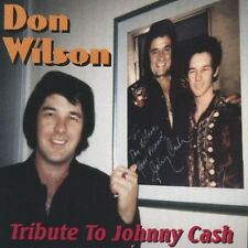 Don Wilson - Tribute to Johnny Cash [New CD]