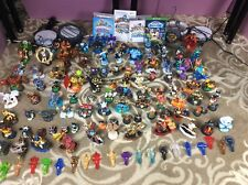 HUGE Skylanders Lot (Wii/PS3/XBOX ONE) Giants,Swap,Trap,Imaginators (120 total)