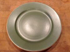 Casa Verde Terra Cotta Tableware WSP Green 1 Dinner Plate