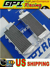 GPI aluminum radiator Yamaha YZ125 YZ 125 05-14 06 07 08 09 10 11 12 13 2013