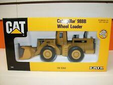 Ertl 1:50 Diecast CAT Caterpillar 988B Wheel Loader 2435