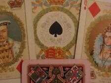 1897 Historic Queen Victoria Jubilee Goodall Royal Playing Cards 52/52.