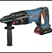 "Bosch GBH18V-26K24 Core18V 1"" Bulldog Rotary Hammer Kit"