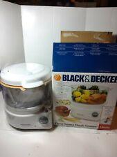 New ListingBlack & Decker Flavor Scenter Handy Steamer Hs800 Vegetable Rice Cooker Open Box