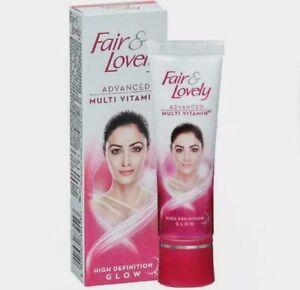 Fair & Lovely Advanced Multi Vitamin Face Cream, 25gm Pack Of 2