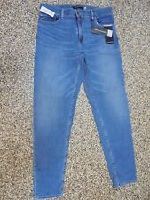 NWT Banana Republic Tapered Men's Rapid Movement Jeans Light Wash 33 X 34