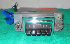 1970 Ford Maverick Grabber Mercury Comet Gt ORIG PHILCO DASH AM RADIO
