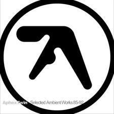 APHEX TWIN, SELECTED AMBIENT WORKS 85-92, DOUBLE LP UK 2013 (SEALED)