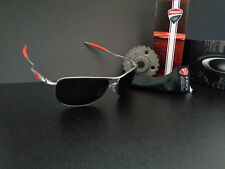 Oakley CROSSHAIR Ducati Rare Moto GP Badman Juliet Wire X Metal Plaintiff Square