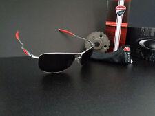 Oakley CROSSHAIR Ducati Rare Moto GP Badman Juliet Wire X Metal Plaintiff Square