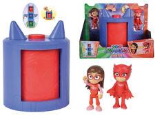Simba PJ Masks Verwandlung Amaya in Eulette Spielset (Rot)