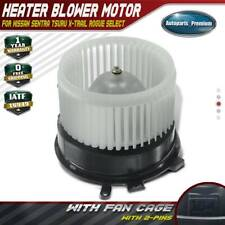 A/C Blower Heater Motor for Nissan Sentra Rogue Select 07-15 Sedan Front 700253