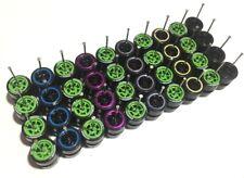 1:64 tires Comold mix - fit Hot Wheels MBX Mitsubishi diecast - Lot of 20 - 303